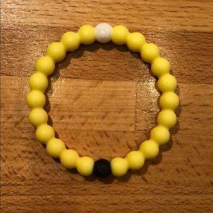 Yellow Lokai Bracelet